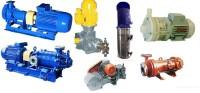 Насосы,электродвигатели промышленные из наличия.Колёса насосов