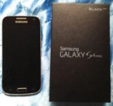 Samsung Galaxy S4 Mini LTE 8GB Black Edition