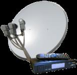 Спутниковое TV
