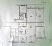 4-к квартира, 115 м², 3/5 эт.