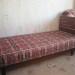 Продам кровать б/у полуторная с пружинным матрасом