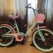 Велосипед для девочек(с корзинкой).Принцесса. 20 дюймов.